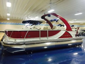 23' SouthBay Tri-toon $59,995 See Inventory