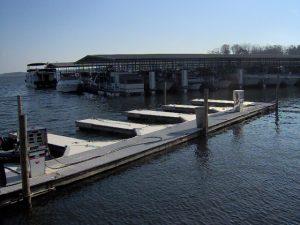 Gas Dock & Wet Slips