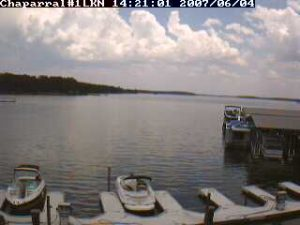 Ship Store / Office View From Web Cam